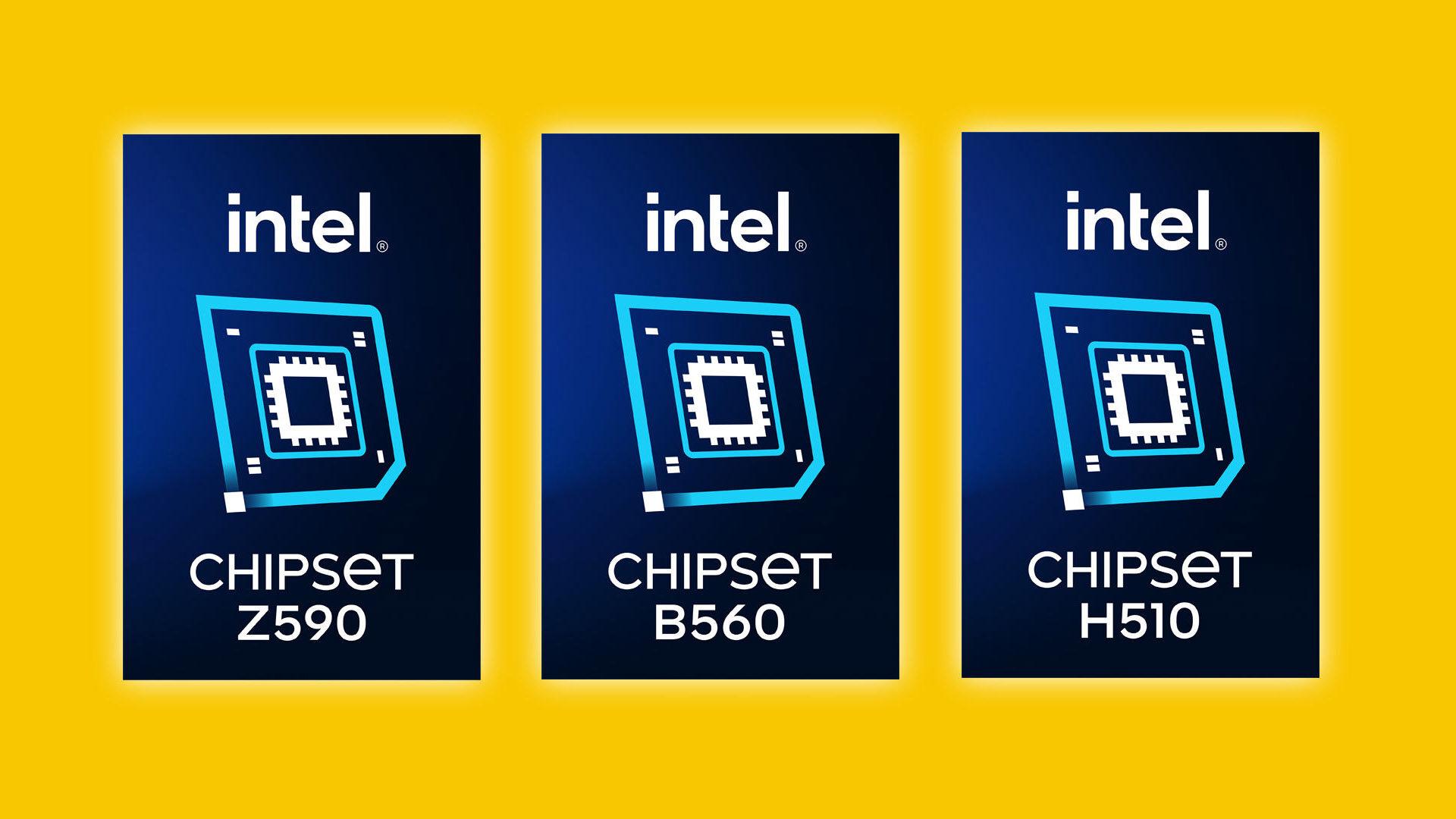 Intel Z590 B560 H510