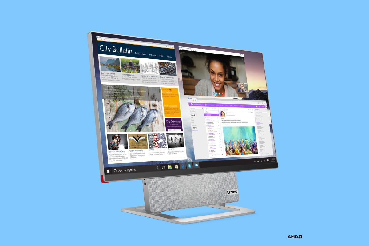 Lenovo Yoga AIO 7 CES