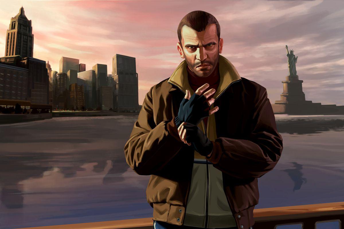 عائدات Grand Theft Auto IV بلغت 2 مليار دولار - عرب هاردوير