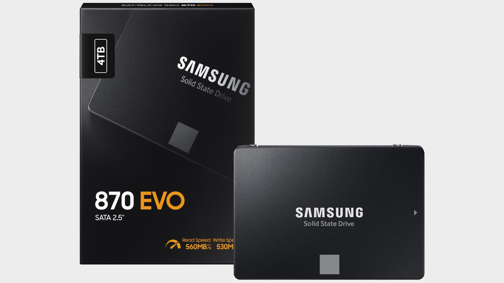 Samsung EVO 870 SSD