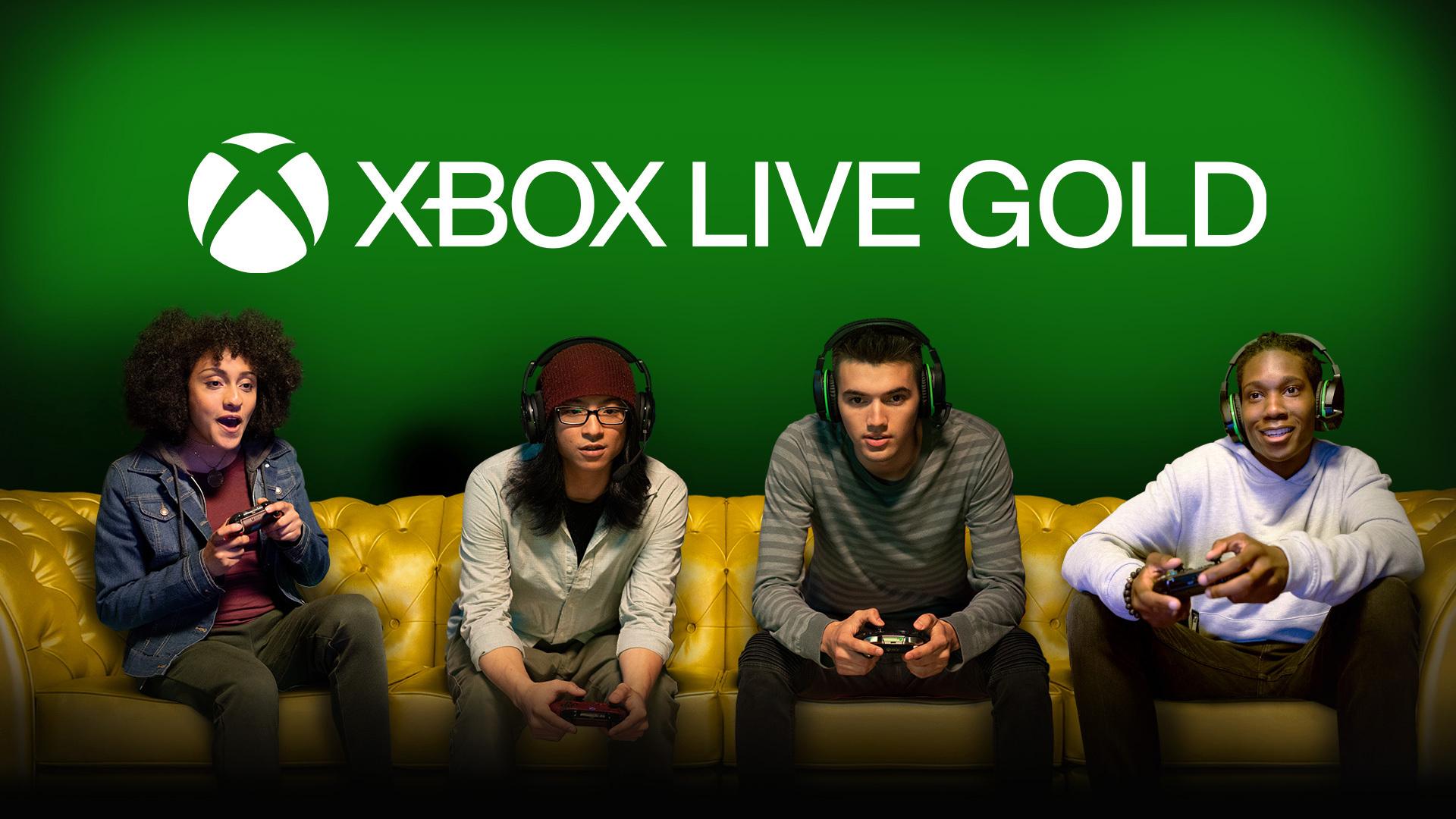 Xbox Live Gold اشتراك تسعيرة