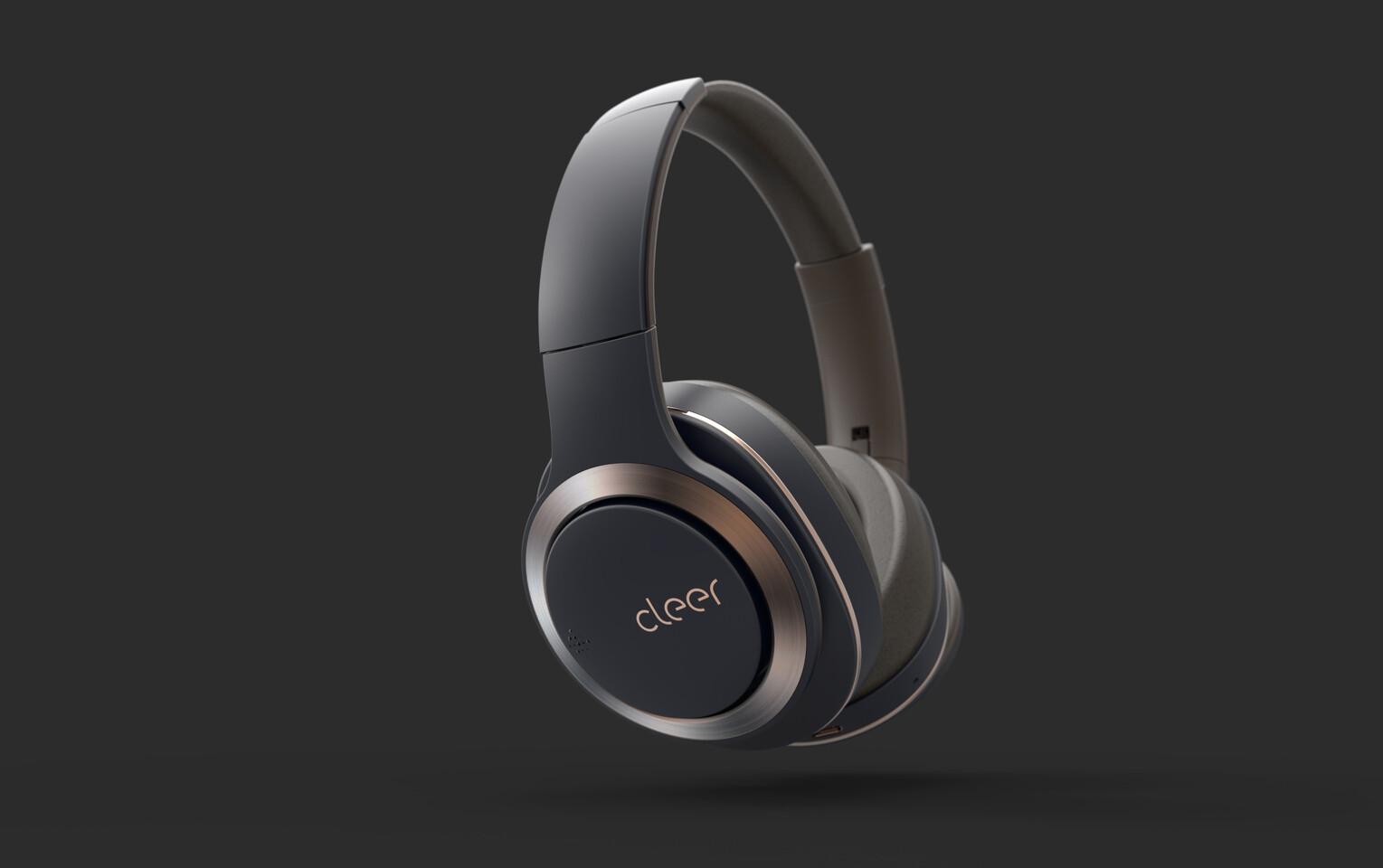 CES21 : شركة Cleer Audio تكشف عن سماعة الرأس Enduro ANC