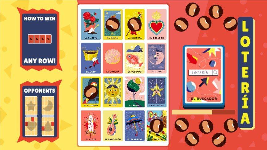 لعبة Loteria