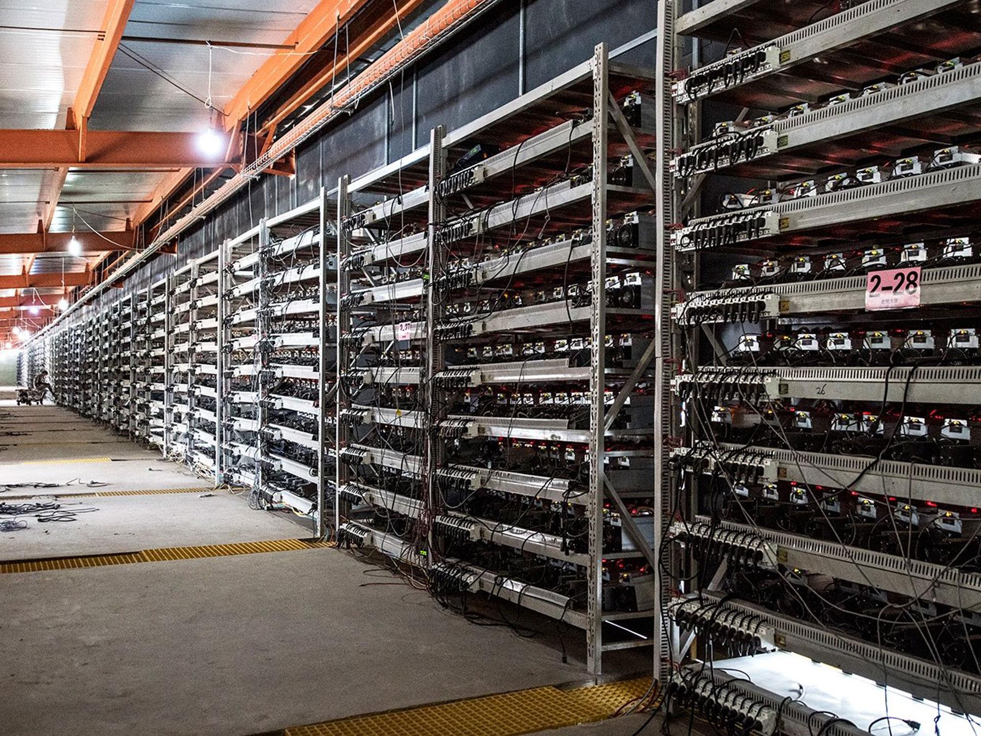 Bitcoin Mining Electricity Consumption