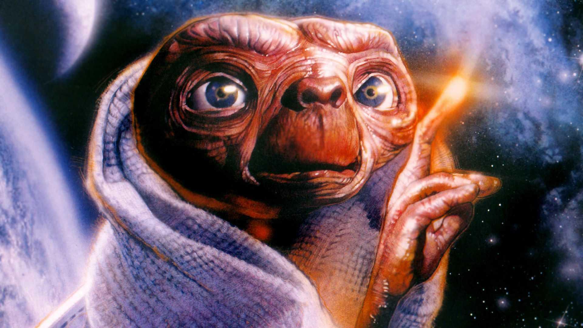 فيلم E.T