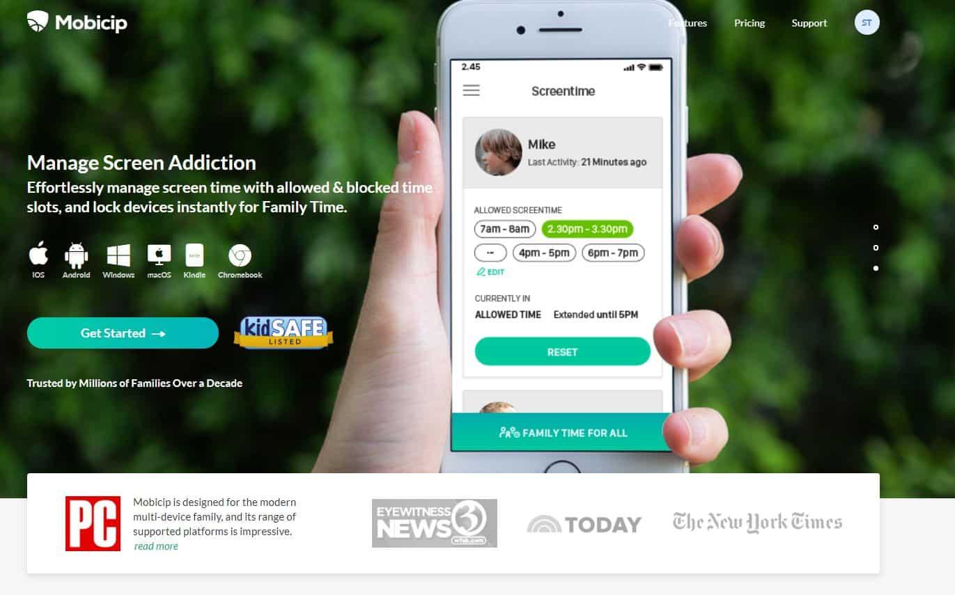 تطبيقات لمراقبة الاطفال مجانا
