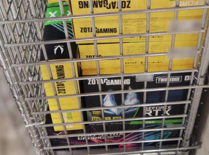 الكشف عن الأسعار الرسمية لبطاقات RTX 3060 من أسوس، زوتاك وMSI