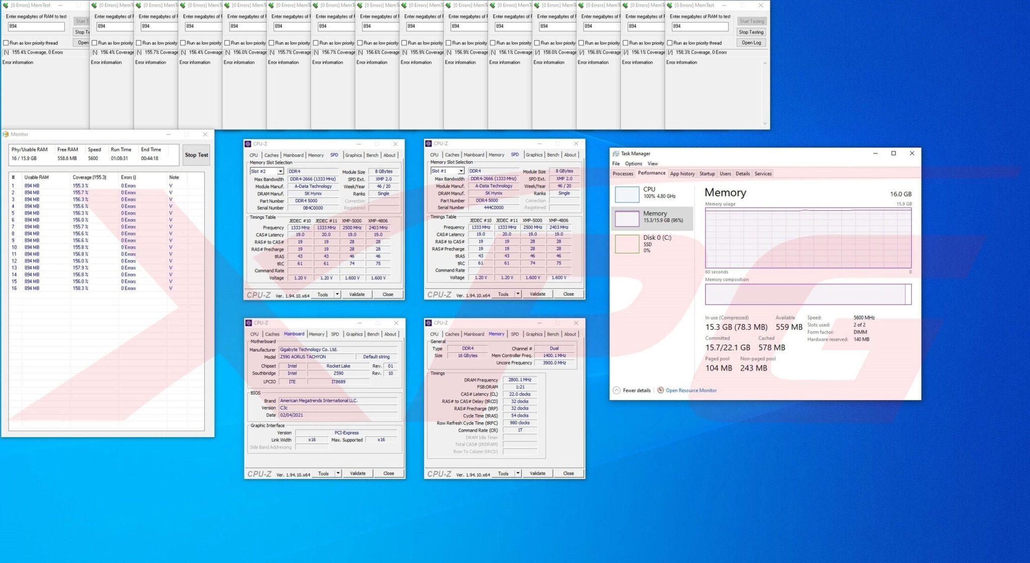 XPG Memory and SSD 02