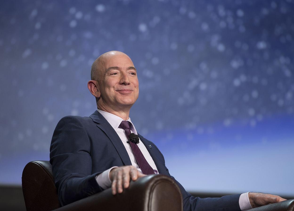جيف بيزوس أمازون Amazon