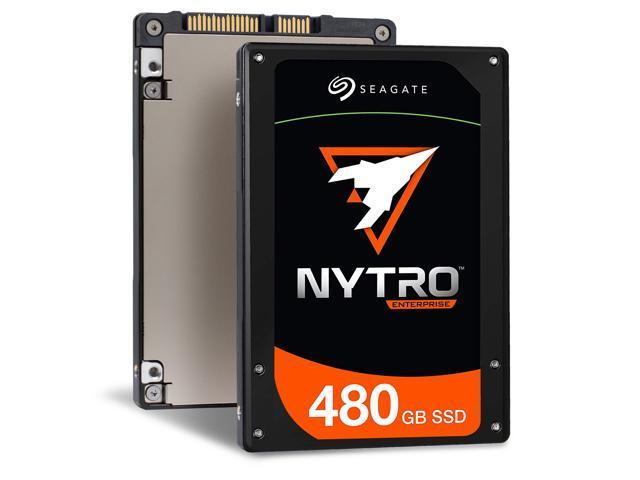 Enterprise Exos HDD و Nytro SSD