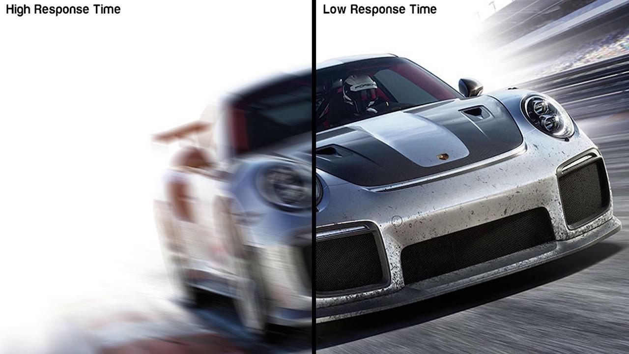 تقنيات العرض (الجزء الأول) : زمن الإستجابة وزمن التأخير Input lag