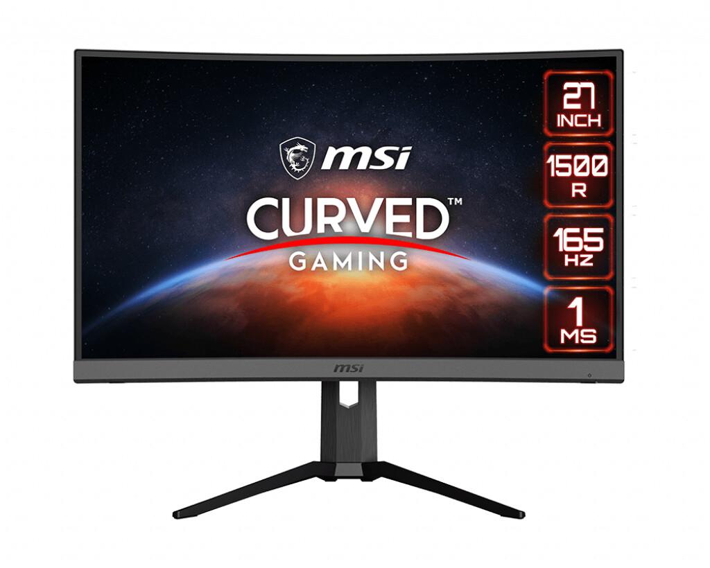 شركة MSI تعلن عن شاشة MAG272CQP الجديدة بحجم 27 بوصة مع دقة WQHD