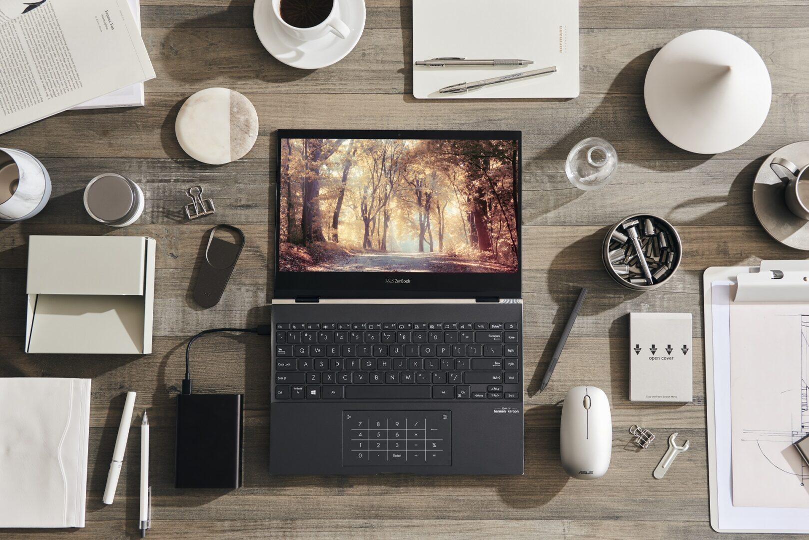 لاب توب ASUS ZenBook Flip 13 3