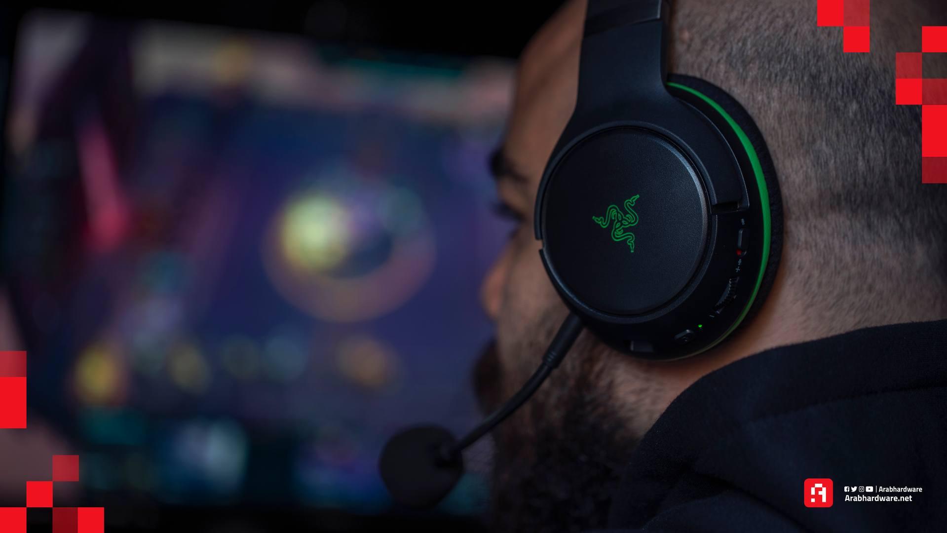 مراجعة سماعة الألعاب Razer Kaira Pro (1)