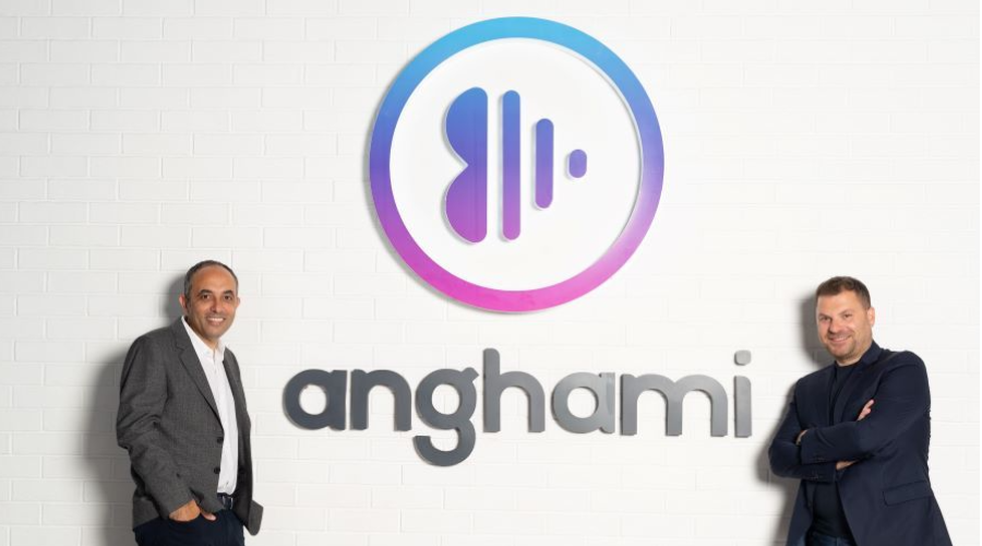 أنغامي Anghami