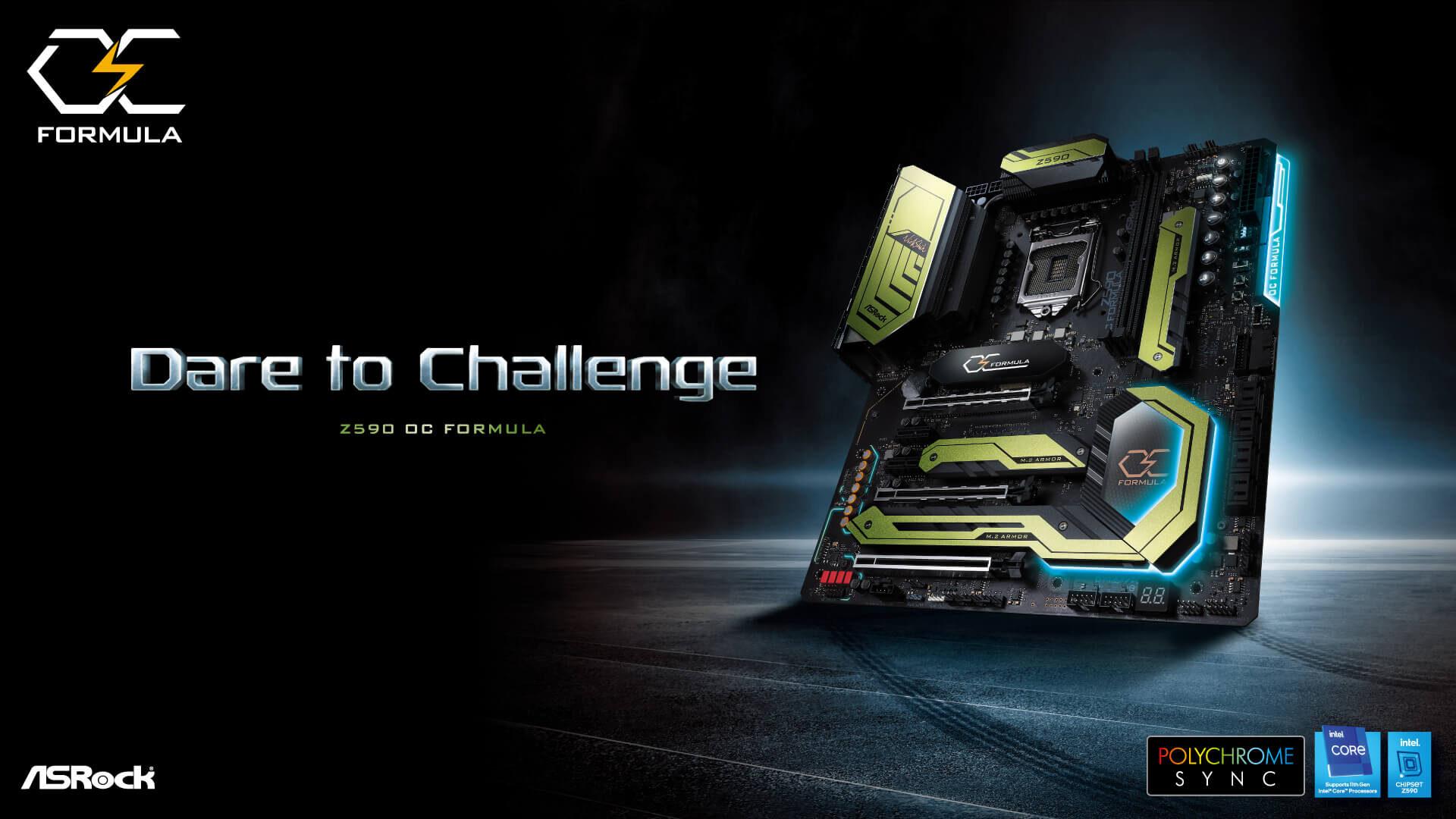 ASRock OC Formula Intel Z590 (1)