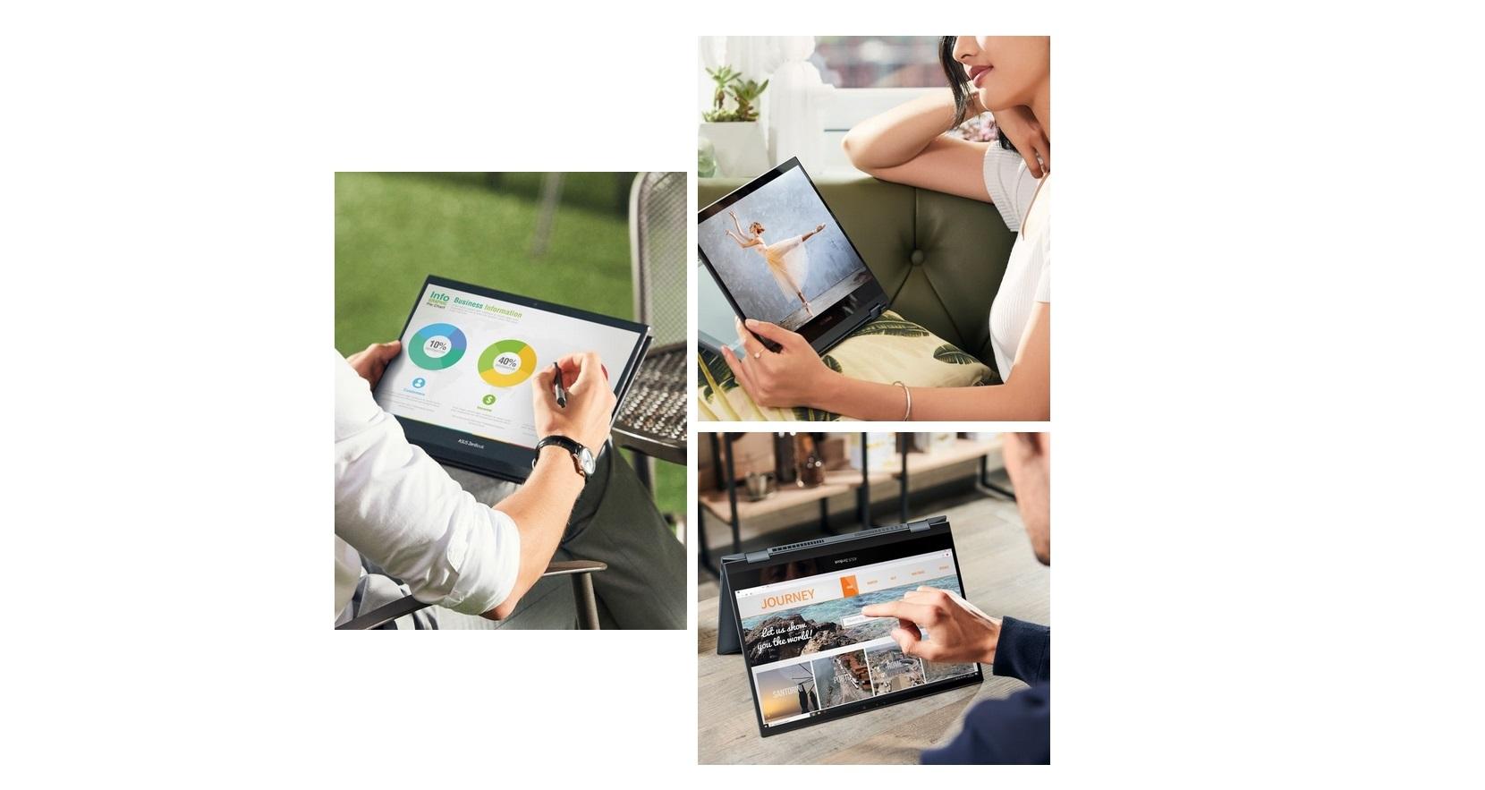 جهاز ASUS ZenBook Flip 13 المحمول يتوفر رسميًا في مصر.. إليك التفاصيل