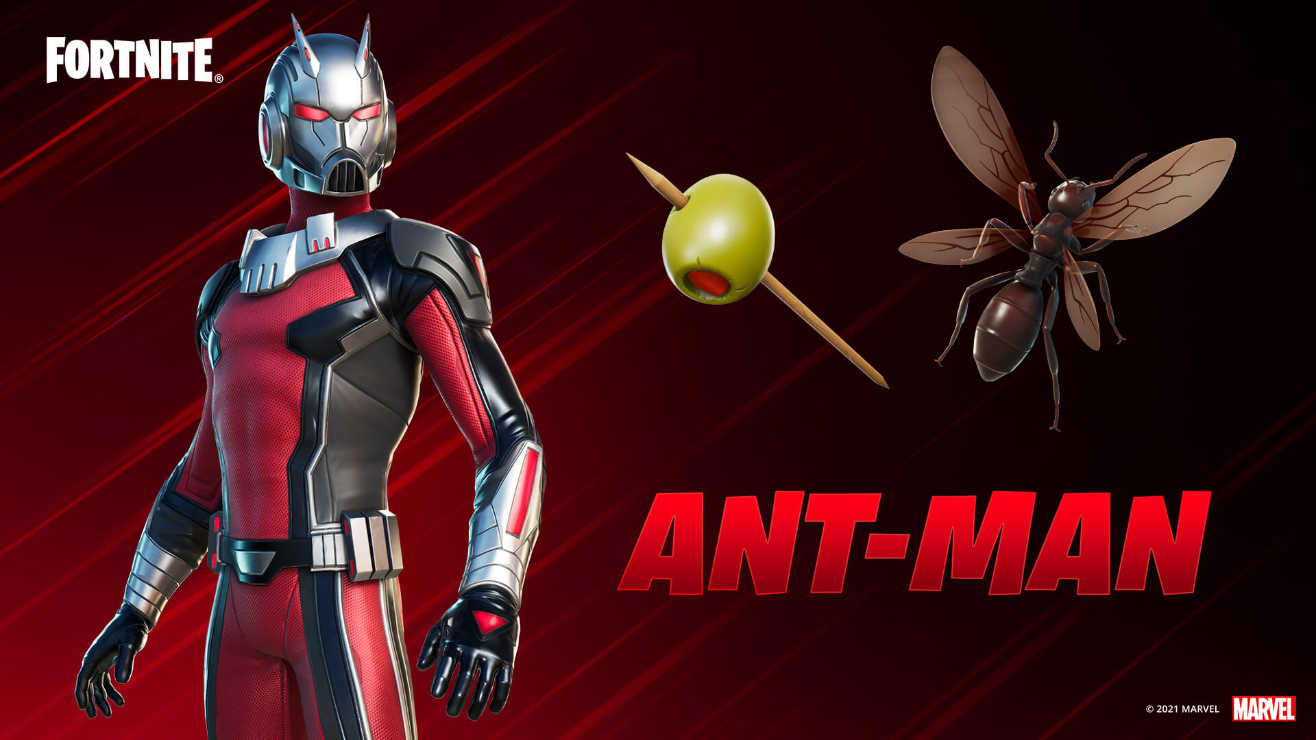 Ant-Man X Fortnite