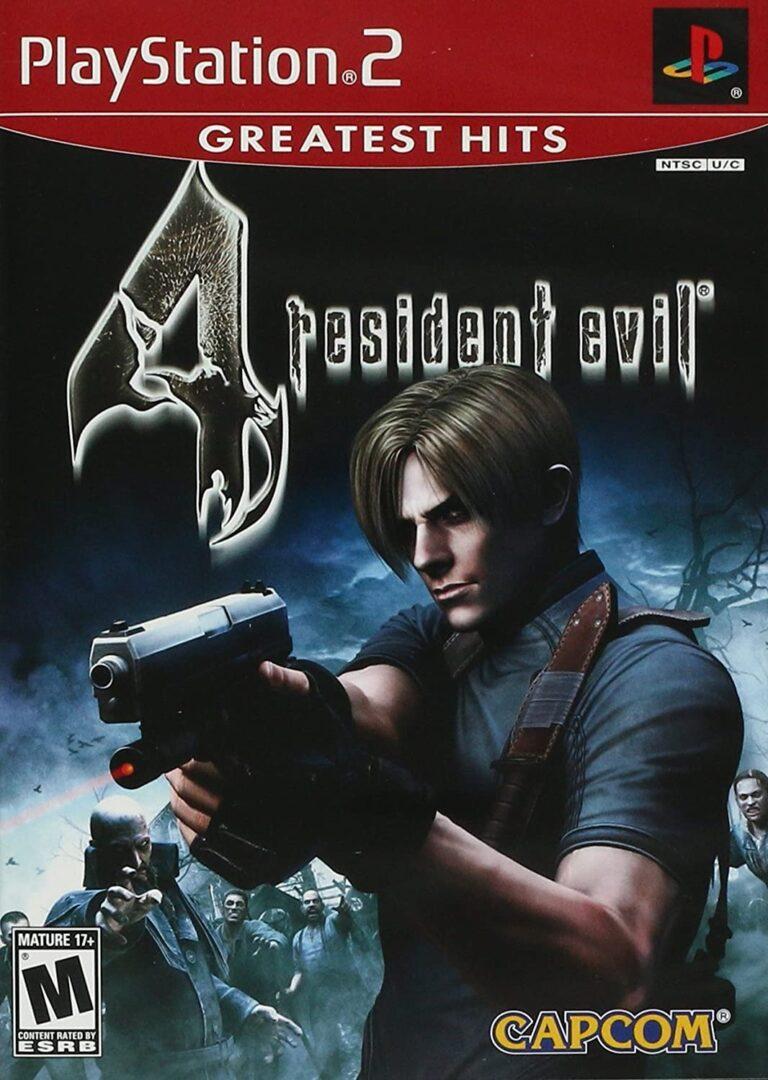 لعبة Resident Evil 4