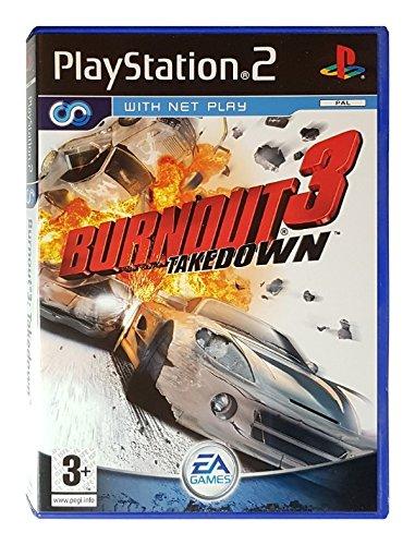 لعبة burnout 3 takedown