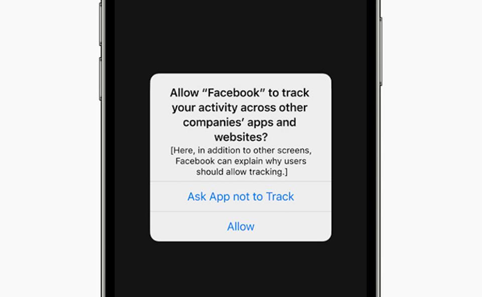 شفافية تتبع التطبيقات