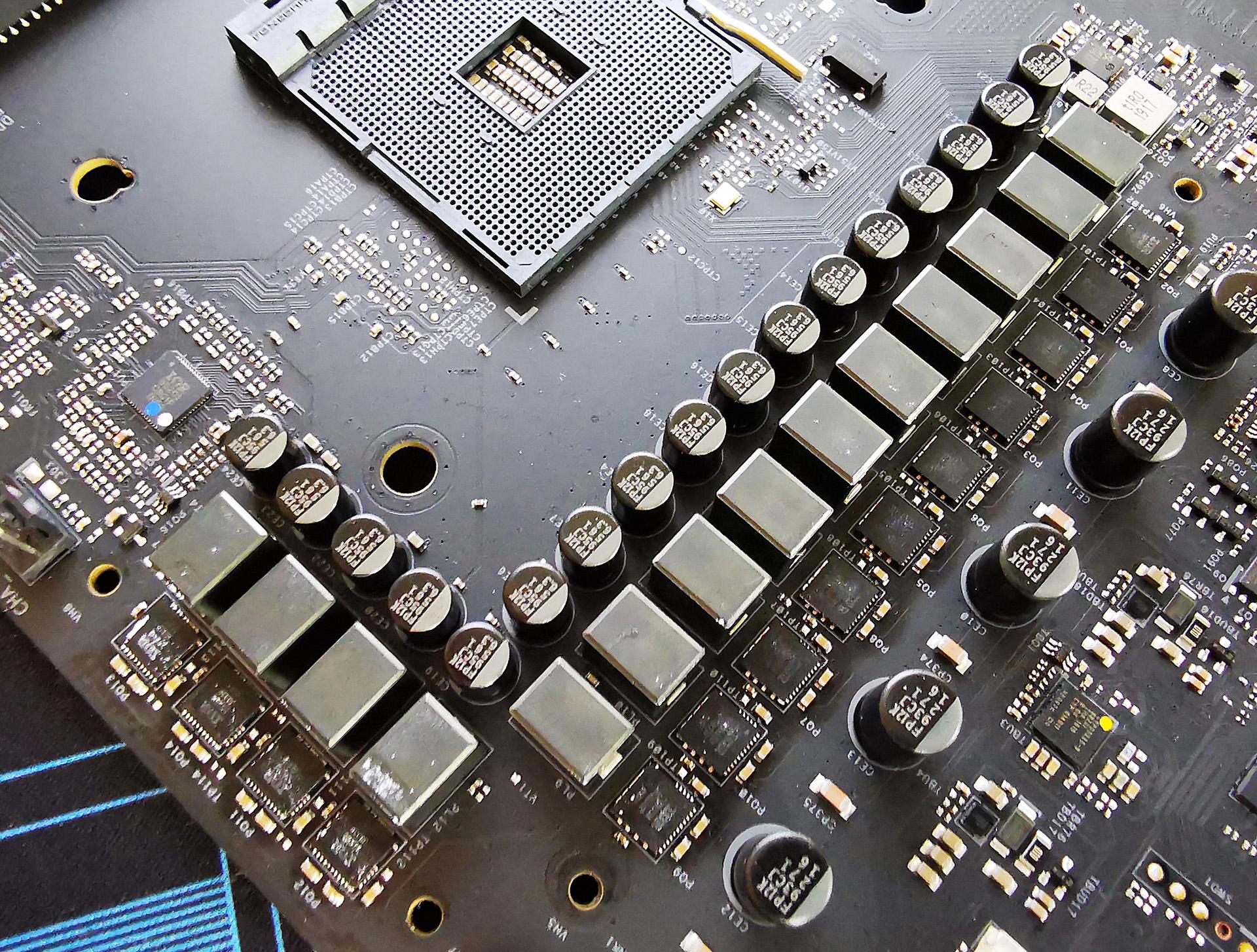 ASRock X570 Aqua VRM