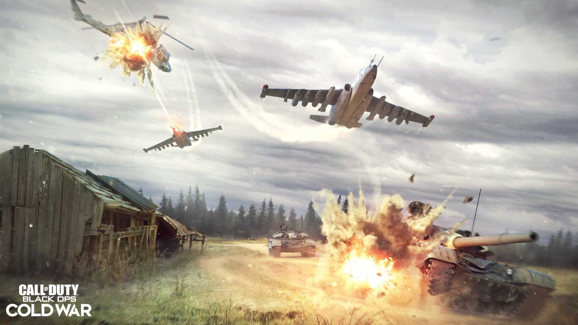 الموسم الثالث من Black Ops Cold War Warzone Verdansk