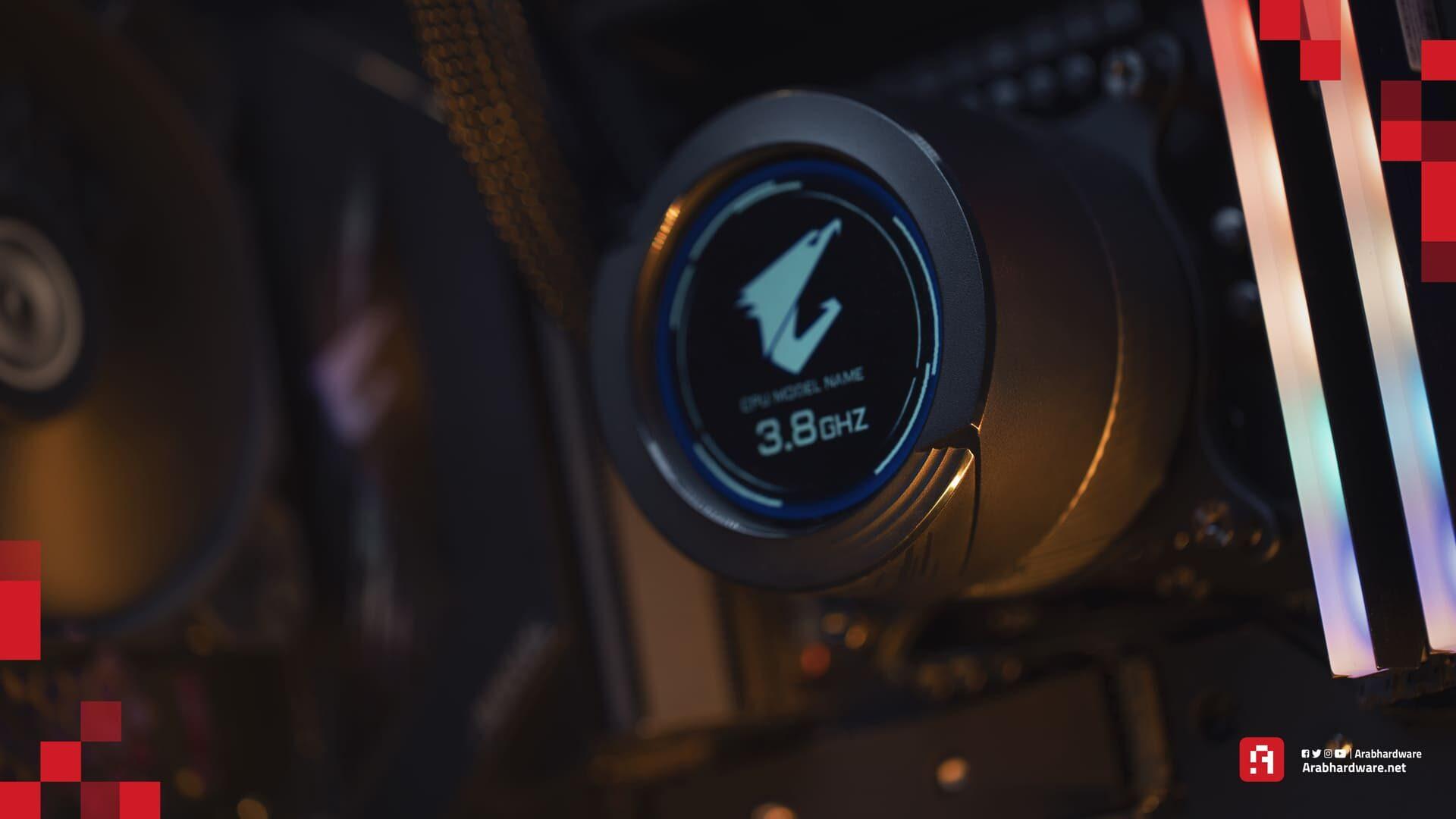 Gigabyte Aorus WaterForce X360