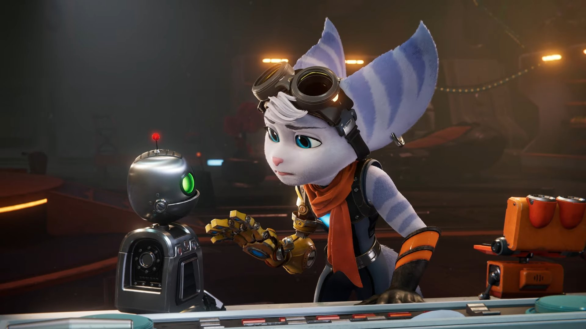 Ratchet and Clank Rift Apart PS5 بلايستيشن 5