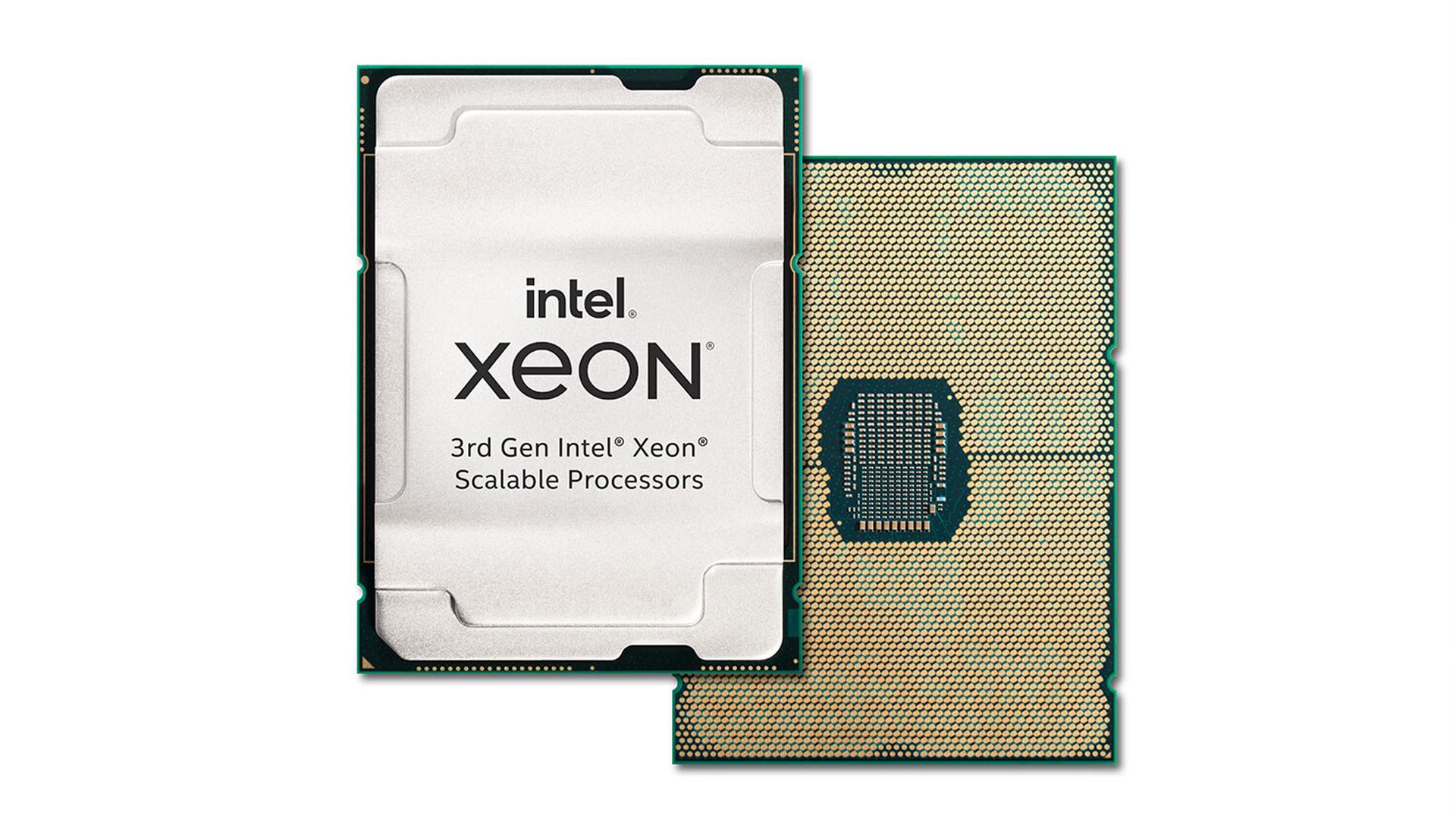 Intel Xeon Scalable Processors Ice Lake 00