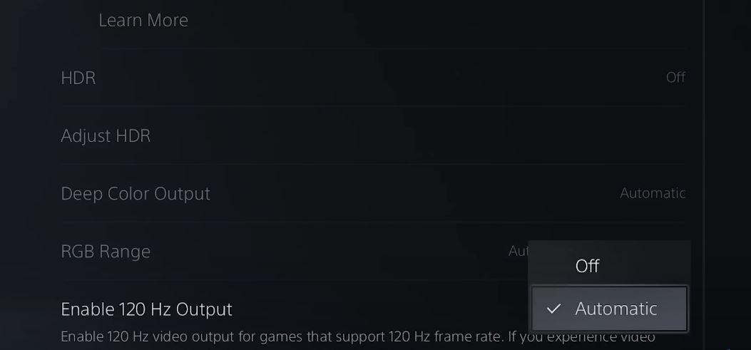 PS5 التحديث الأخير المساحة التخزينية بلايستيشن 5