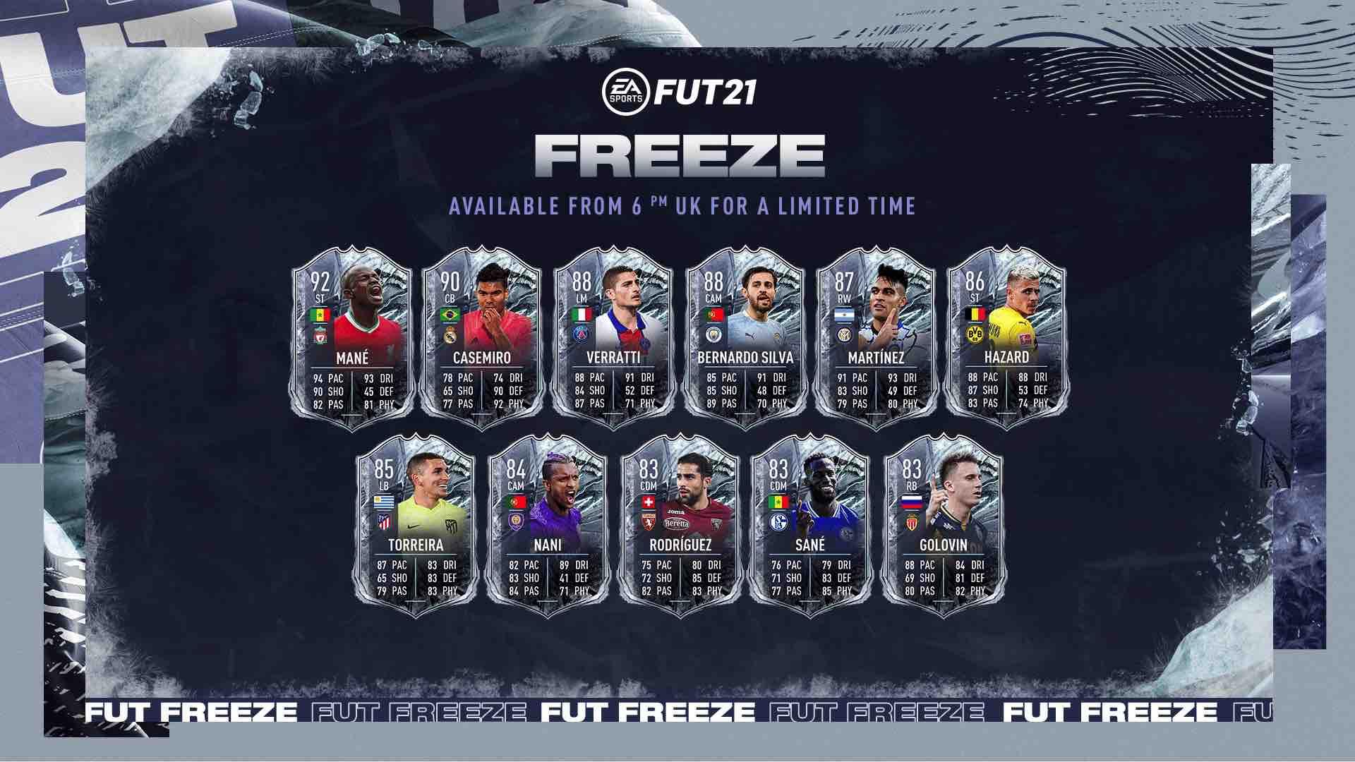 FIFA 21 FUT فيفا EA
