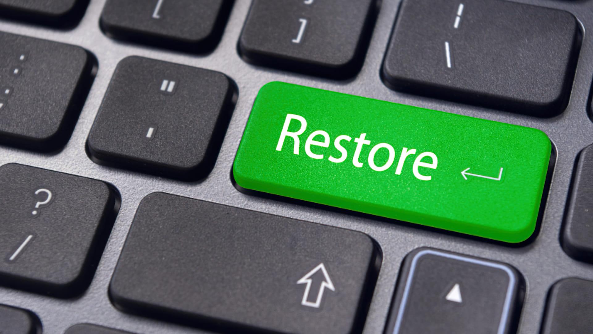 كيف يمكنك تفعيل نقطة خاصية استعادة النظام في نظام التشغيل Windows 10