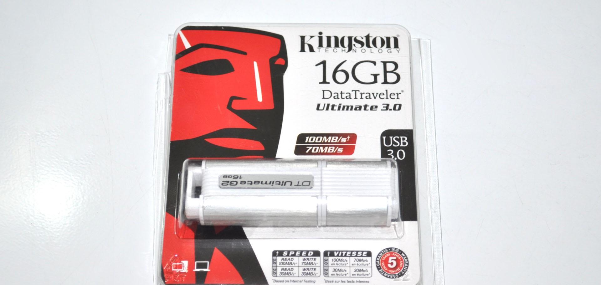 فلاشات Kingston DataTraveler 3..0 1
