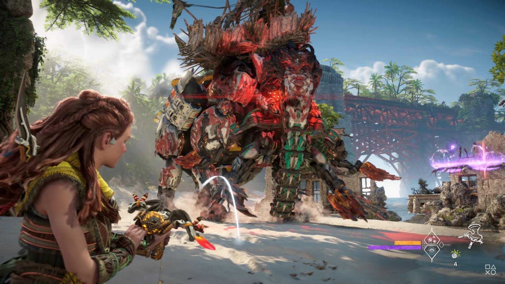 لعبة Horizon Forbidden West PS5 سوني (3)