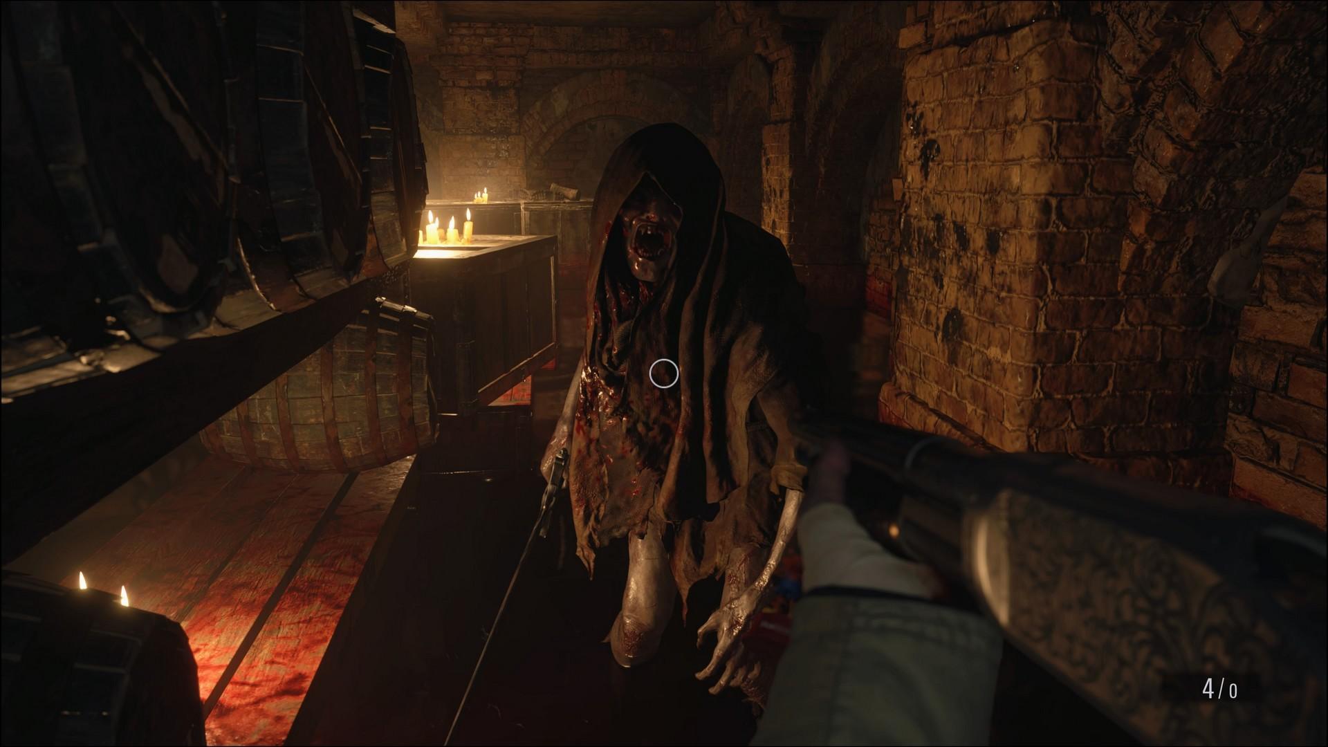 مراجعة لعبة Resident Evil Village