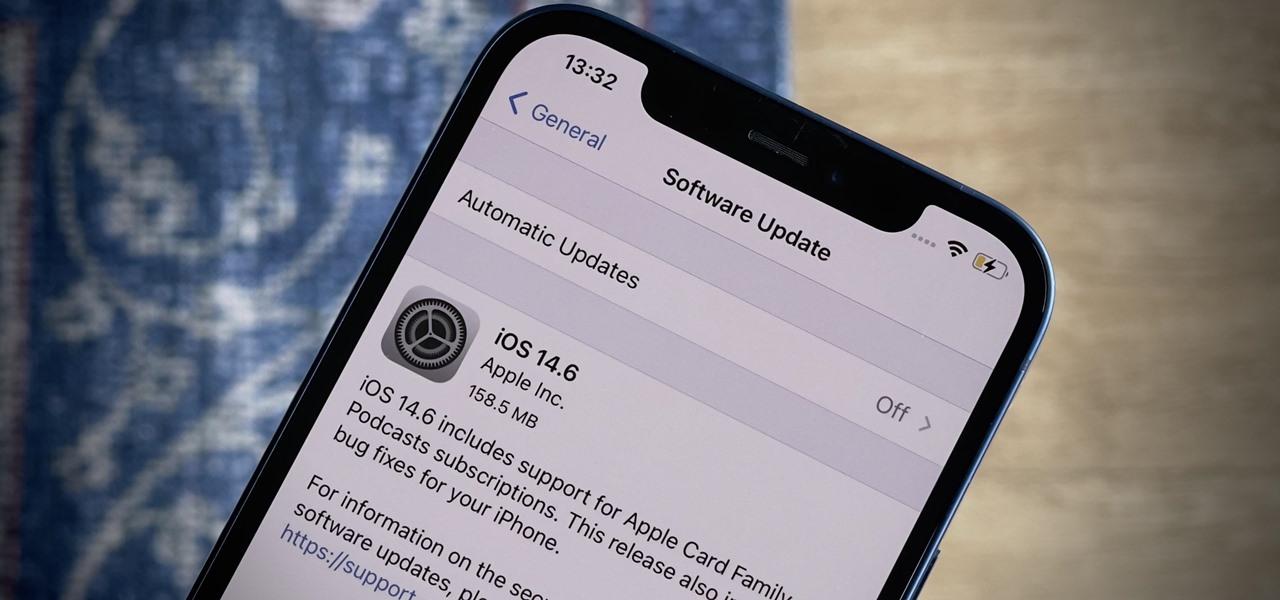 iOS 14.6