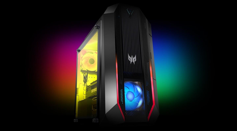 شركة Acer تعلن عن تحديث حواسيبها من سلسلة Predator Orion 3000 و Nitro
