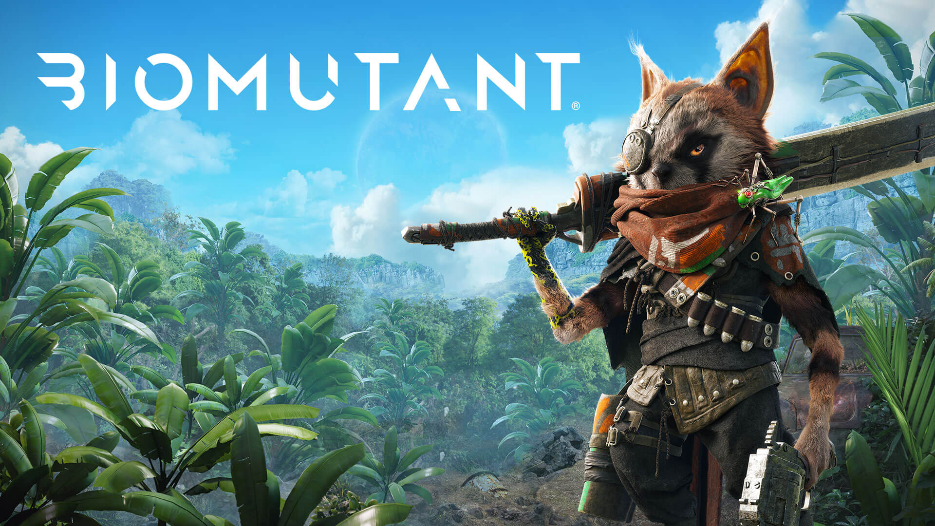 لعبة Biomutant