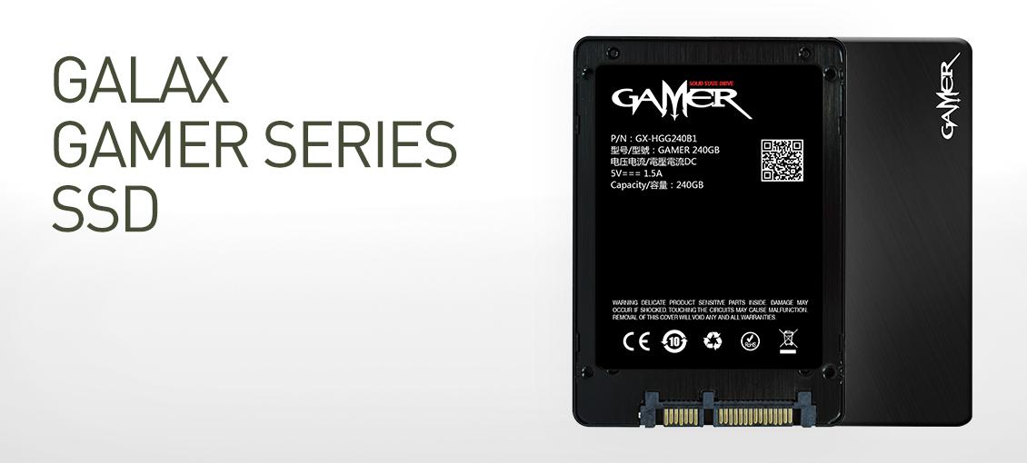 Galax SSD