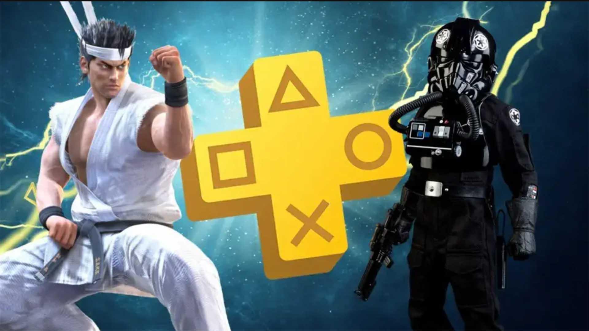ألعاب PS Plus