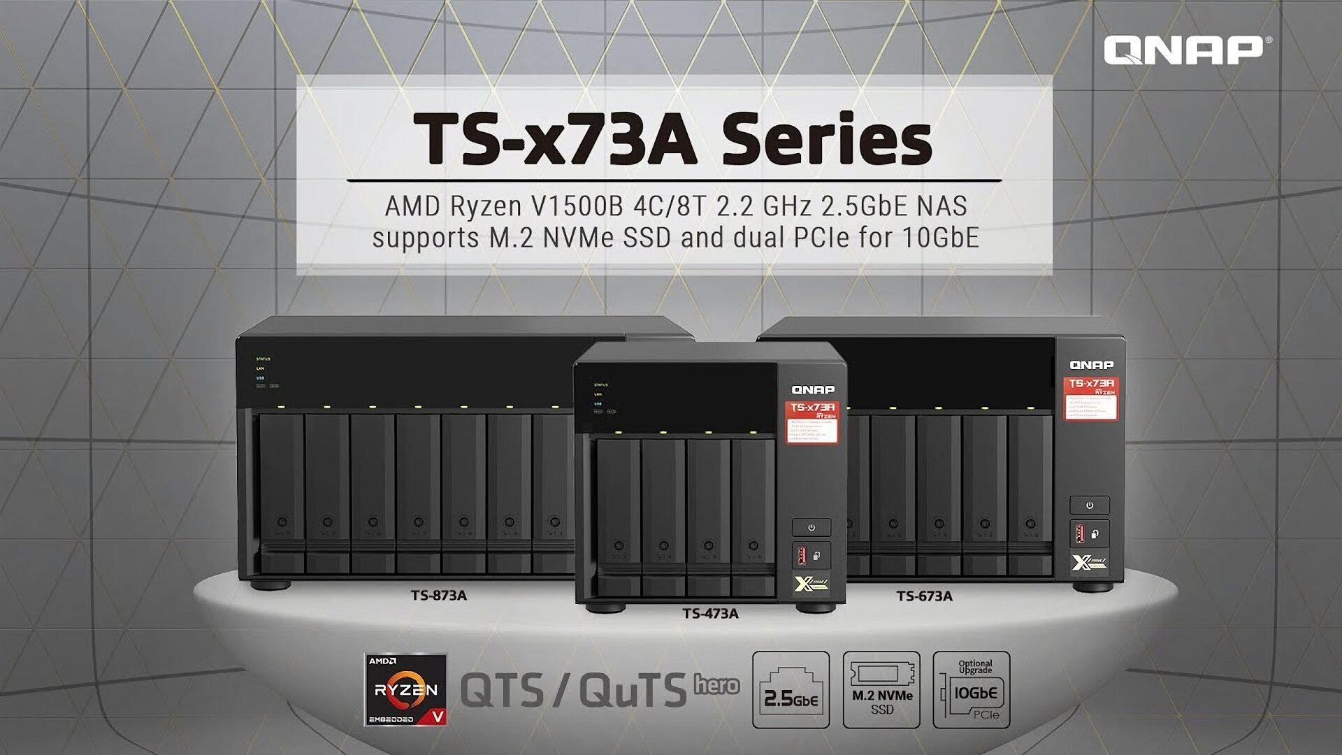 Qnap TSX73A Feature (1)