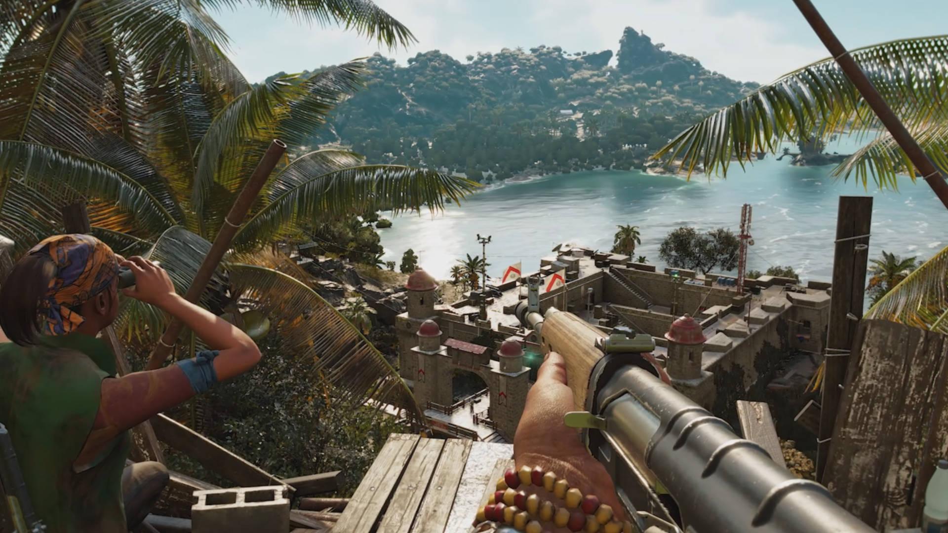 Far Cry 6 لعبة