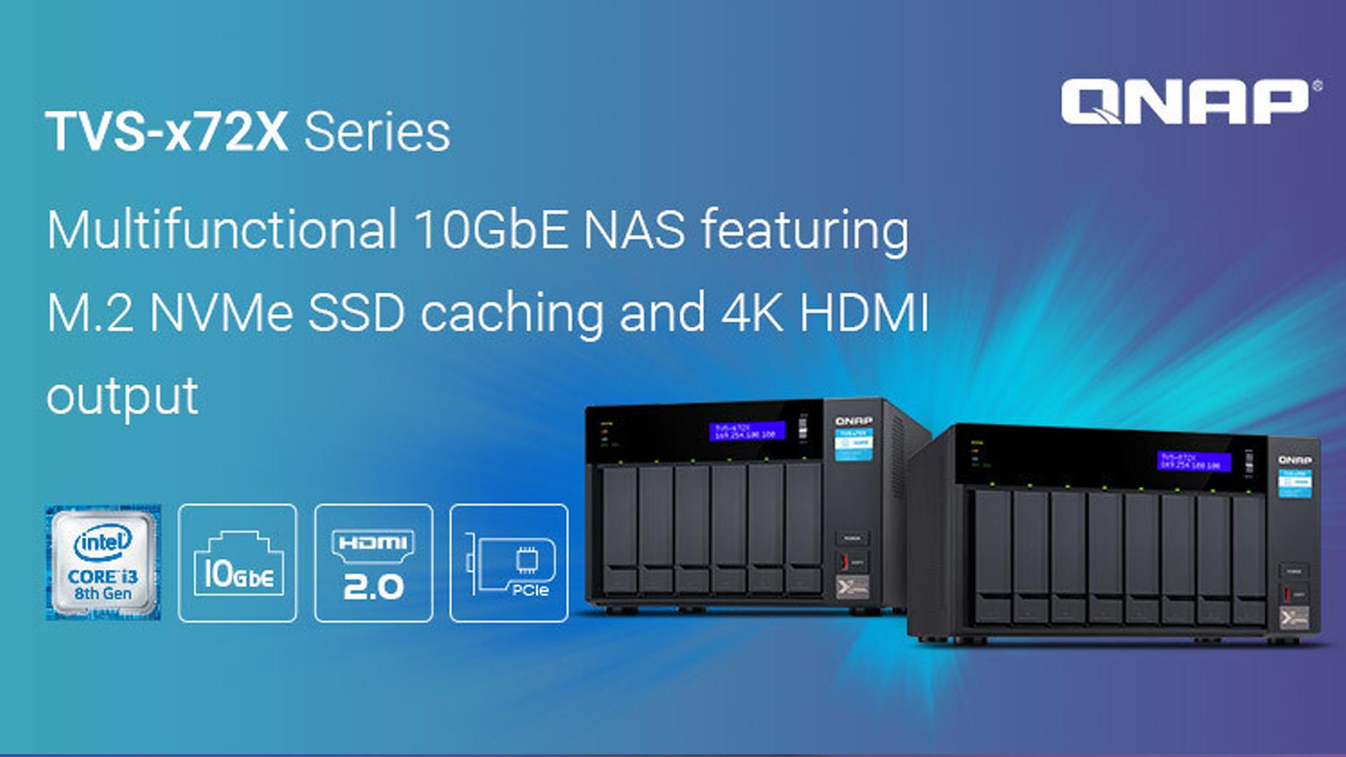 QNAP TVS-x72X 10 GbE NAS 000