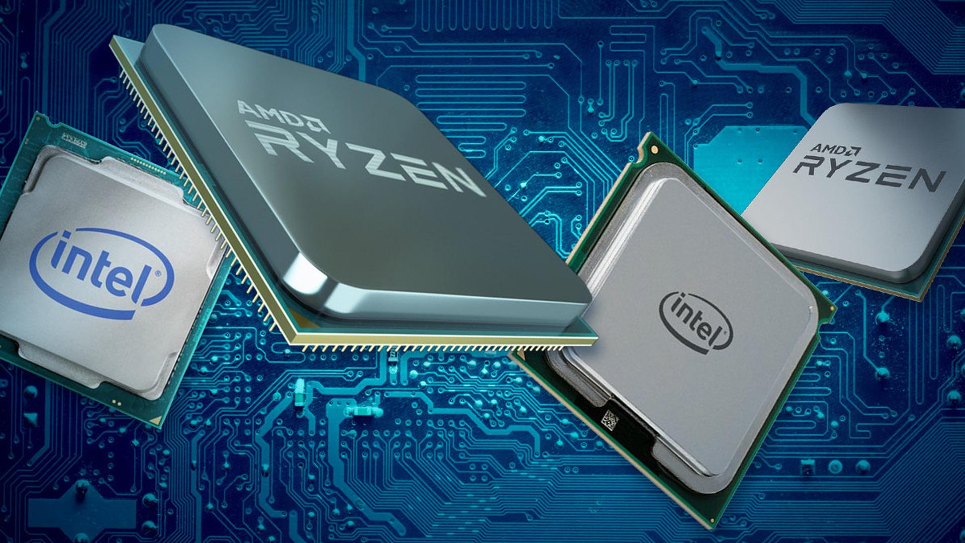 STEAM AMD INTEL