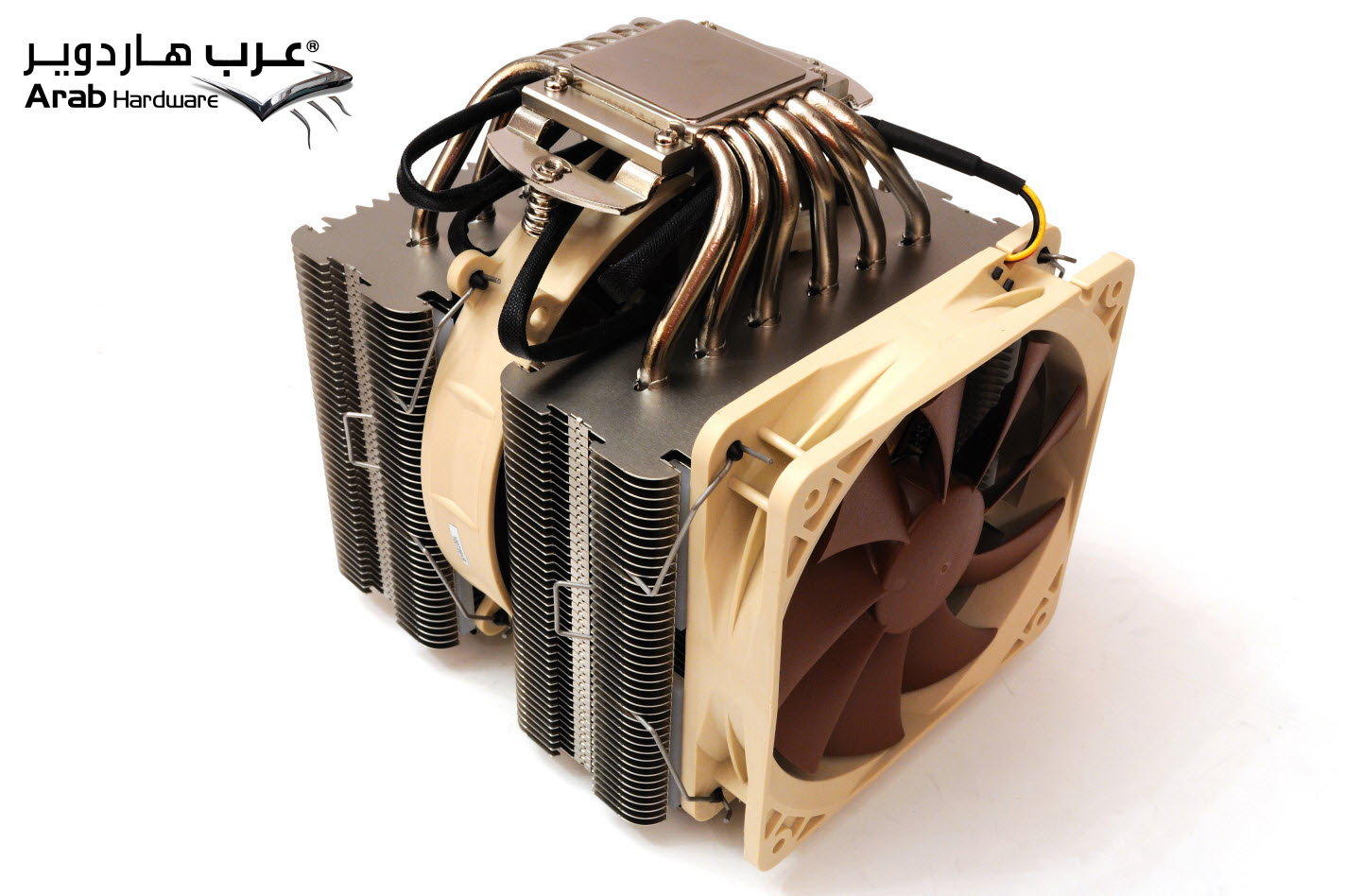 Noctua NH-D14 Review Arabhardware.net