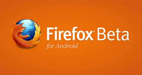 firefox17-for-android-logo