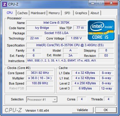 i5-3570k