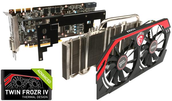 مراجعة لبطاقة MSI R9-270X Gaming بحجم 4GB للذاكرة - عرب هاردوير