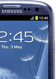 samsung to update the galaxy s iii better screen and battery